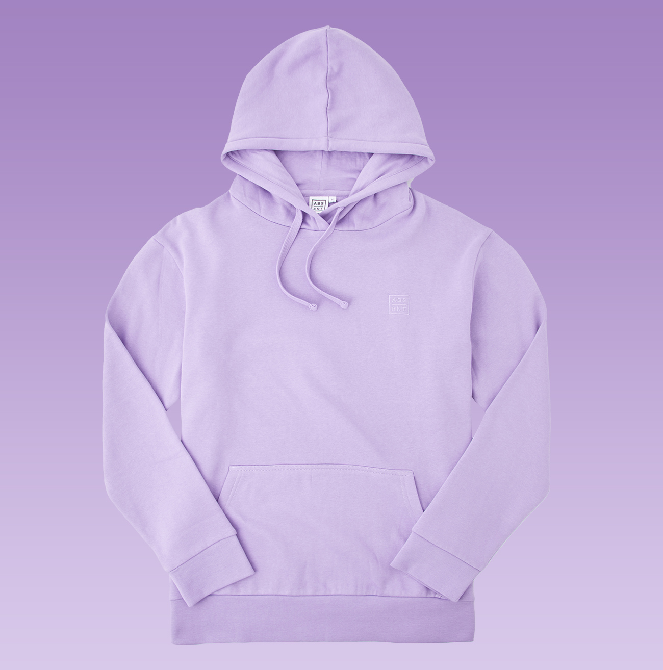 Lavender Absent Basic Sweat $39.99