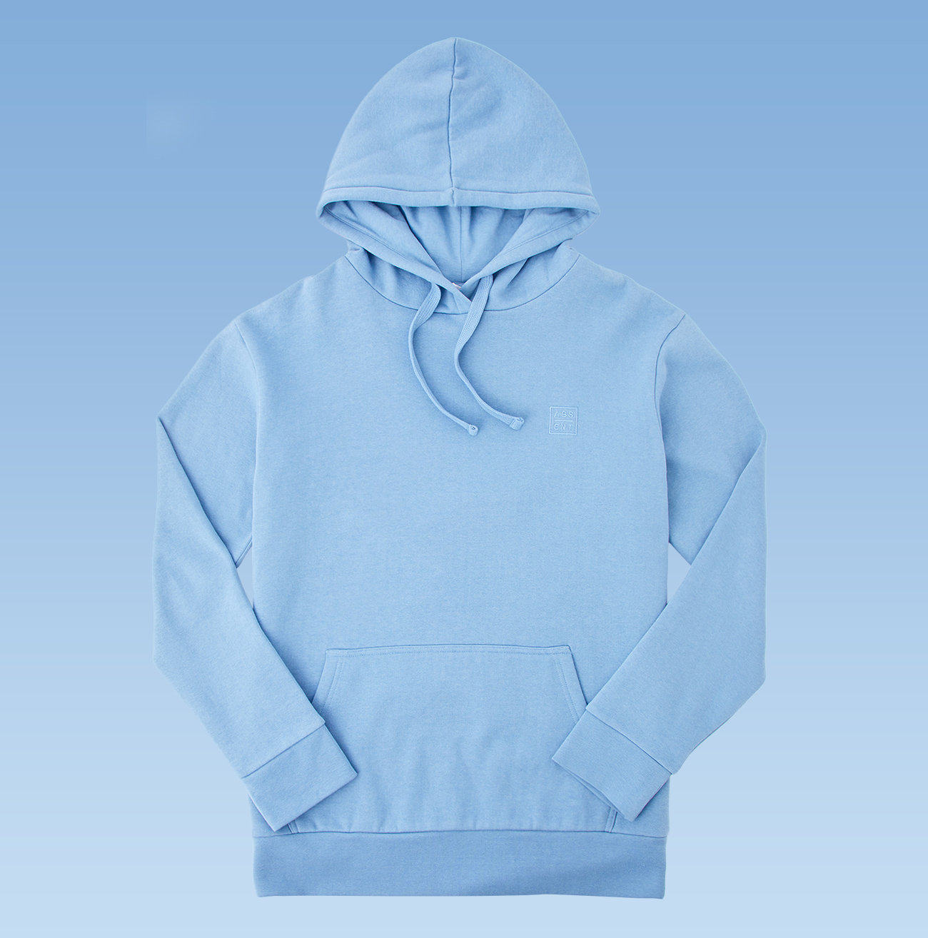 Light Blue Absent Basic Sweat $39.99