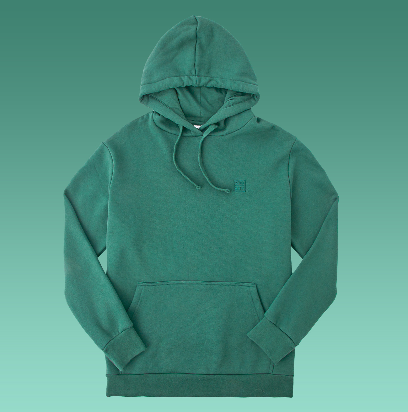Forest Green Absent Basic Sweat $39.99