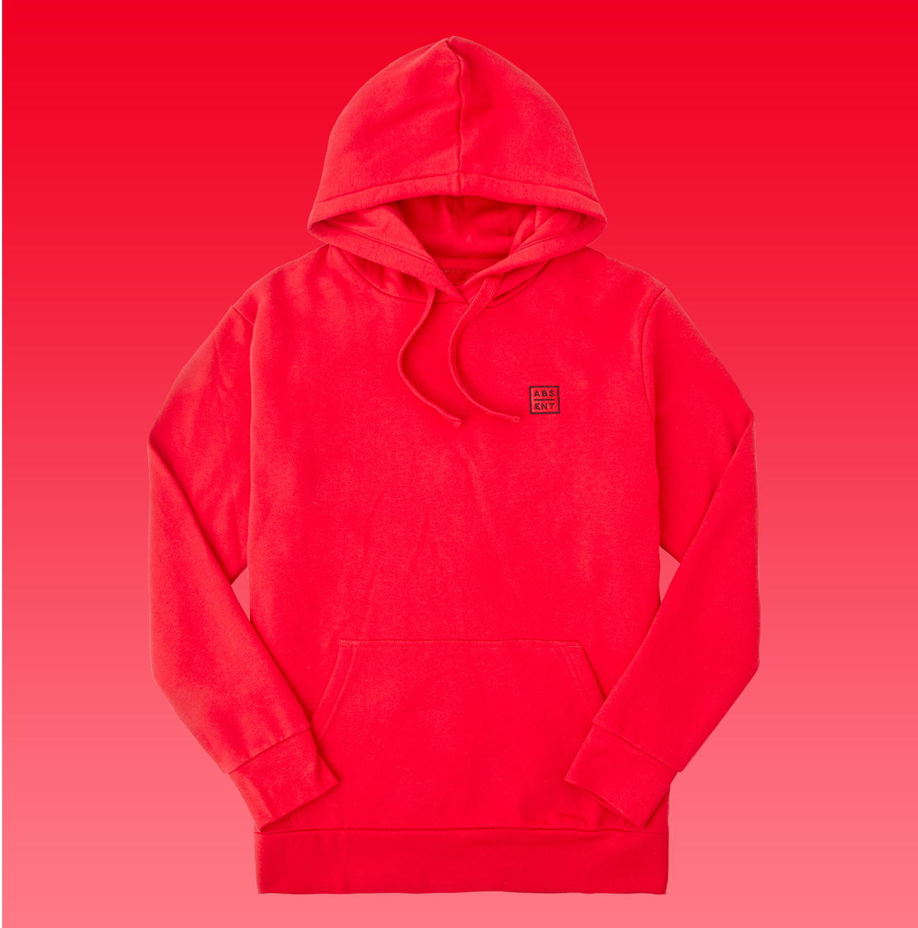 Red Absent Basic Sweat $39.99